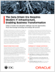 The Data-Driven Era Requires Modern IT Infrastructure, Enabling Business Transformation: Networkworld White Paper